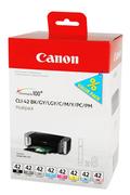 Cartouche d'encre Canon CLI-42 MULTI PACK 8 COULEURS