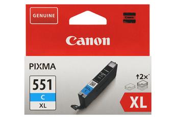 Cartouche d'encre CLI551XL C Canon