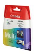 Canon Pack PG-540 noir + CL-541 couleur