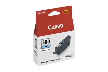 Cartouche d'encre Canon PFI-300 CYAN PHOTO