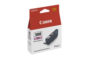 Cartouche d'encre Canon PFI-300 MAGENTA PHOTO