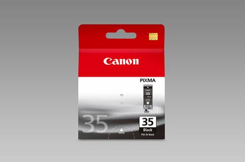 Cartouche d'encre noire Pour imprimantes jet d'encre Canon