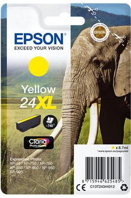 Cartouche d'origine Epson