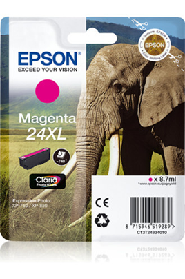Cartouche d'origine Epson Magenta XL