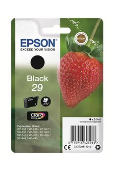 Cartouche d'encre FRAISE NOIR T2981 Epson