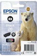 Cartouche d'encre Epson Ours T2611 Noir Photo