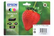 Cartouche d'encre Epson Pack Fraise T2986 4CL