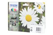 Cartouche d'encre Epson Pack Paquerette T1806 4CL