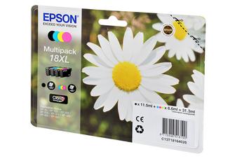 Cartouche d'encre Pack Paquerette T1816 XL 4 CL Epson