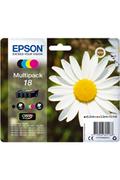 Cartouche d'encre Epson Pack Paquerette T1806 4 couleurs