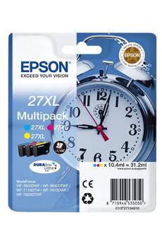 Cartouche d'encre Pack Reveil T2715 XL 3CL Epson