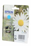 Cartouche d'encre Epson Pâquerette T1812 XL Cyan
