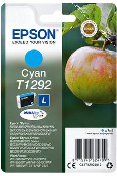 Cartouche d'encre Pomme T1292 cyan Epson