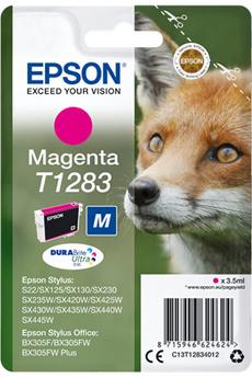 Cartouche d'encre Renard T1283 magenta Epson