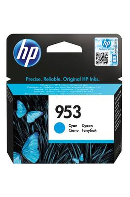 Cartouche d'encre d'orignine 953 cyan HP Capacité standard