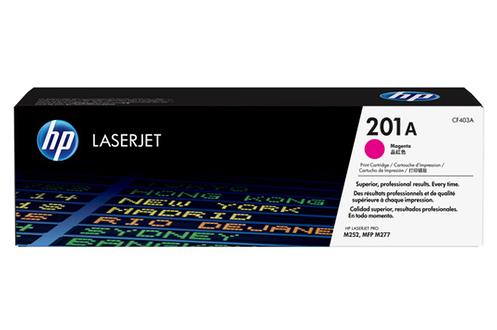 Toner d'origine HP Magenta Pour imprimantes laser HP
