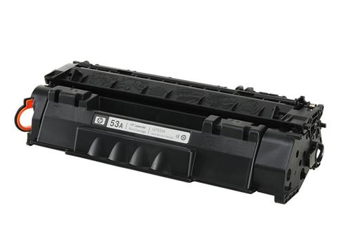 HP Q7553A Noir