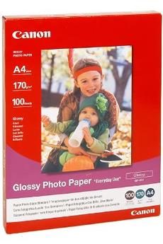 Papier d'impression 100 FEUILLES A4 Canon