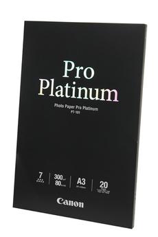 Papier d'impression PRO PLATINIUM PT101 A3 Canon