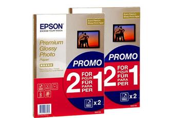 Papier d'impression PHOTO A4 255G 30F + 30F PREMIUM Epson