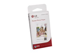 Papier d'impression PS2203 Papier pour imprimante photo portable Pocket Photo Lg