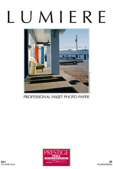 Papier d'impression PAPIER PHOTO PERLE A3+ 310 GR Lumiere