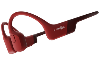 Casque audio Aftershokz AeropexSolar Red