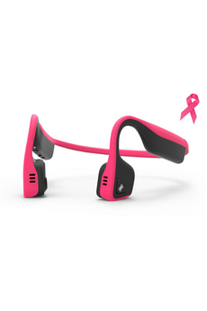 Casque audio Aftershokz TREKZ TITANIUM MINI SLATE PINK