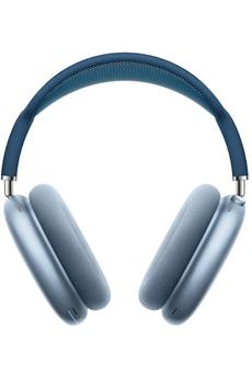 Casque audio Apple AIRPODS MAX Bleu ciel