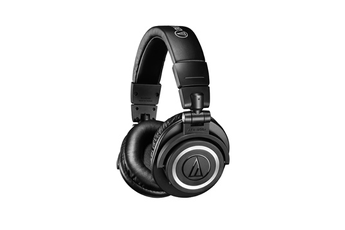 Casque audio Audiotechnica Casque circum-aural sans fil ATH-M50xBT