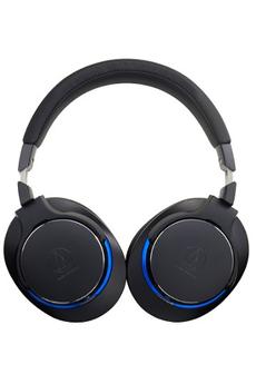 Casque audio Audio Technica ATH-MSR7bBK Noir