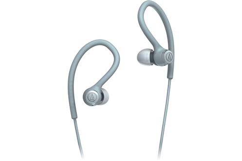 Ecouteurs intra-auriculaires filaires sport ATH-SPORT10BK Noir