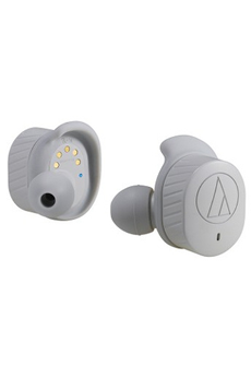 Ecouteurs Audiotechnica ATH-CKR7TWGY Gris