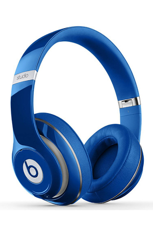 Casque Audio Beats New Studio Bleu V2 Blue Darty