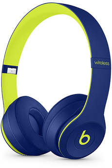 Casque audio Beats Solo 3 Pop Indigo