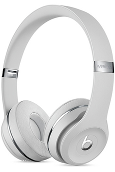 Casque audio Beats Solo3 Satin Silver