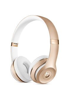Casque arceau SOLO3 WIRELESS GOLD Beats