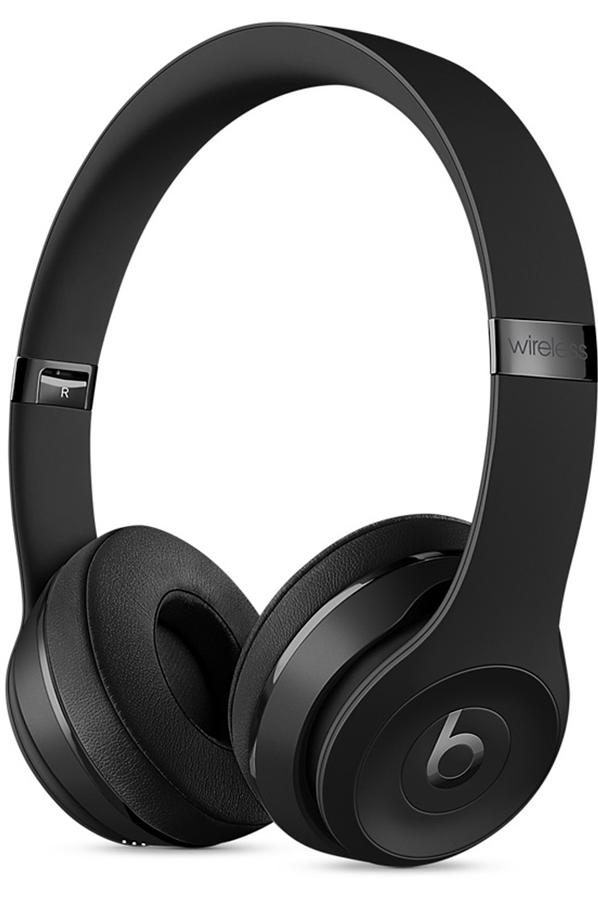 casque audio beats solo 3 wireless black solo3 wireless. Black Bedroom Furniture Sets. Home Design Ideas