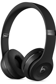 Casque arceau SOLO3 WIRELESS BLACK Beats
