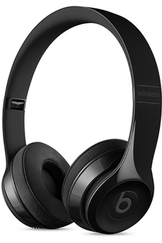 Casque arceau SOLO 3 WIRELESS GLOSS BLACK Beats