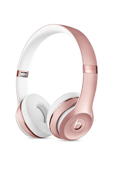 Casque arceau SOLO3 WIRELESS ROSE GOLD Beats
