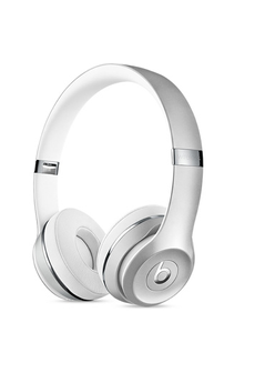 Casque arceau SOLO3 WIRELESS SILVER Beats