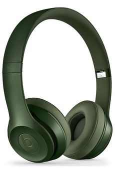 Casque arceau SOLO 2 HUNTER GREEN Beats
