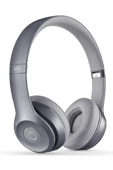 Casque arceau SOLO 2 STONE GREY Beats