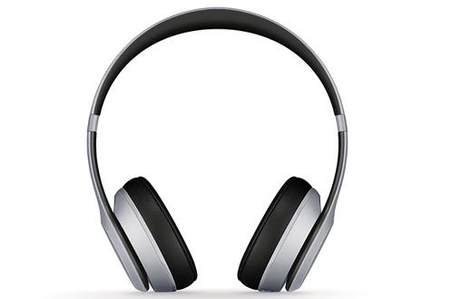 casque audio beats solo 2 wireless grey 4154711 darty. Black Bedroom Furniture Sets. Home Design Ideas