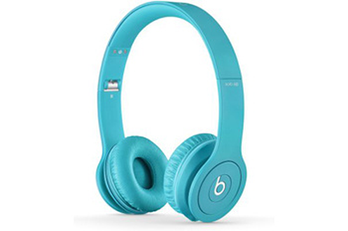 casque arceau beats solo monochromatic hd by dr dre turquoise 1397001 darty. Black Bedroom Furniture Sets. Home Design Ideas