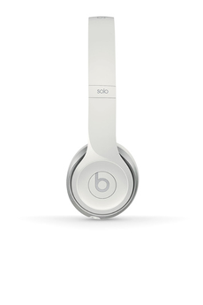 Casque arceau SOLO 2 ON EAR BLANC Beats