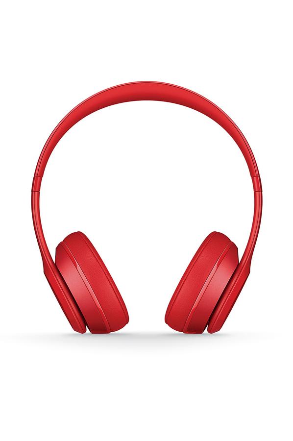 casque audio beats solo 2 hd rouge solo 2 rouge 4013980. Black Bedroom Furniture Sets. Home Design Ideas