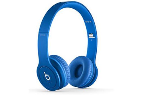 Beats SOLO Monochromatic HD MONO Bleu