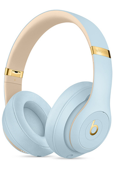 Casque audio Beats Studio 3 Skyline Bleu Cristal